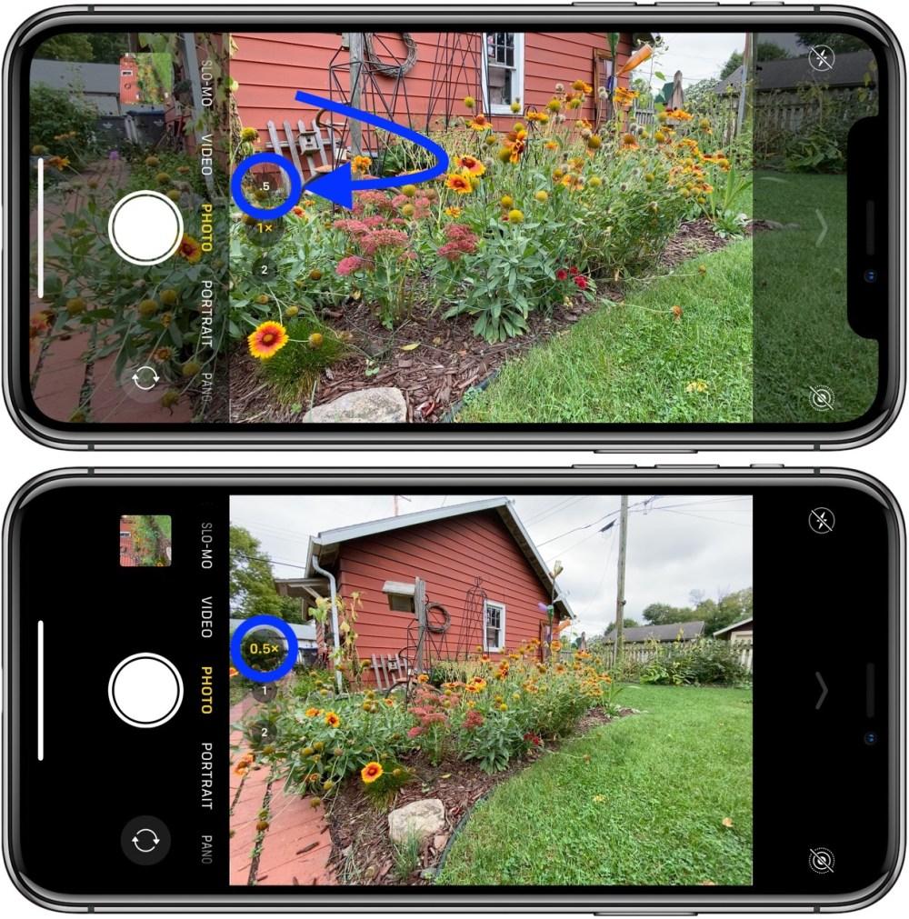 Как использовать сверхширокоугольную камеру iPhone 11 и iPhone 11 Pro, пошаговое руководство 1