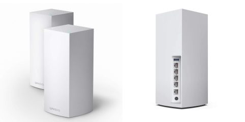 Linksys Velop WiFi 6 mesh routers