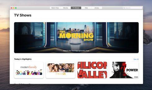 How to get free year Apple TV+ walkthrough Mac 1