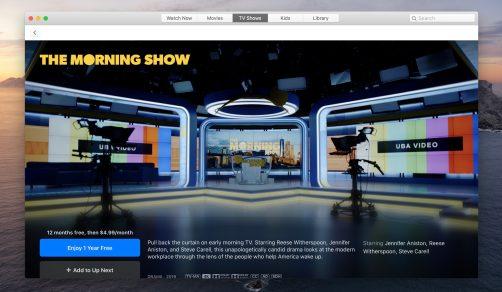 How to get free year Apple TV+ walkthrough Mac 2