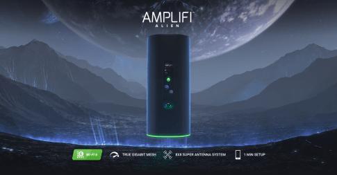 AmpliFi Alien Wi-Fi 6 mest router