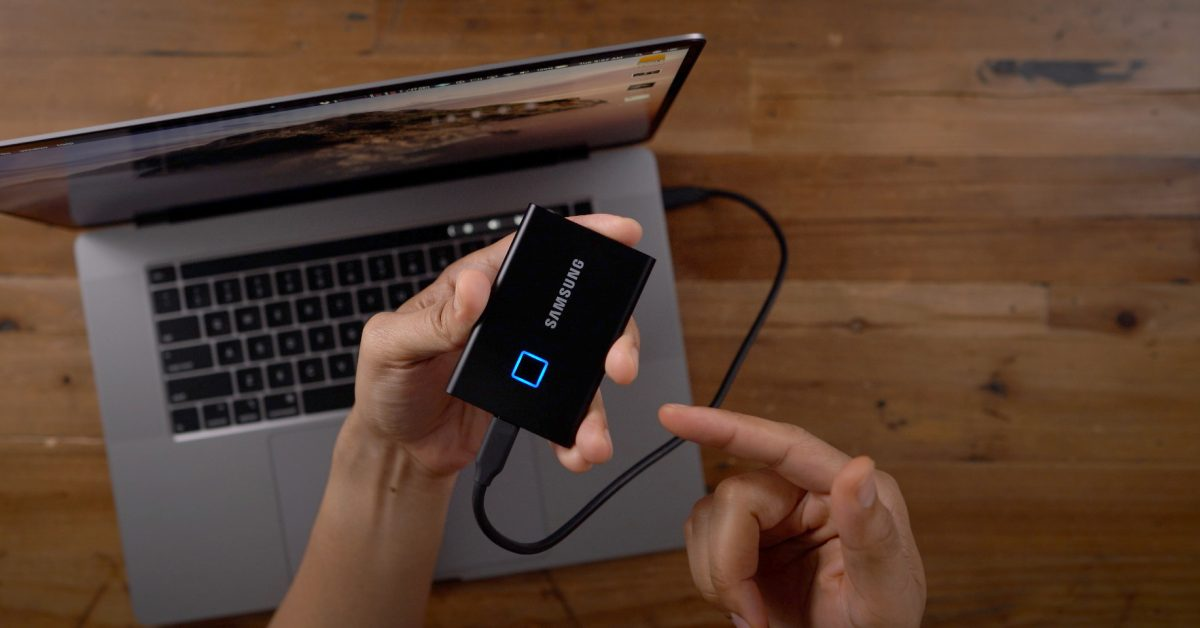 How to format samsung ssd for mac recognition windows 10