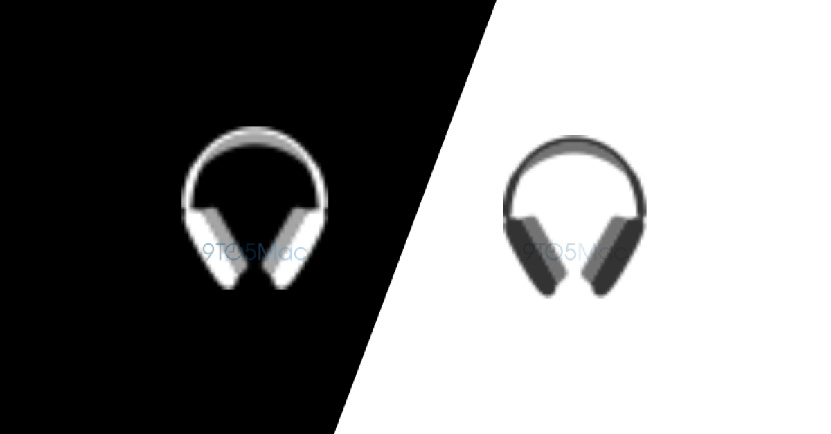Ios 14 Icon Leak Reveals First Look At Apple S High End Over Ear Headphones With Airpods Features 9to5mac