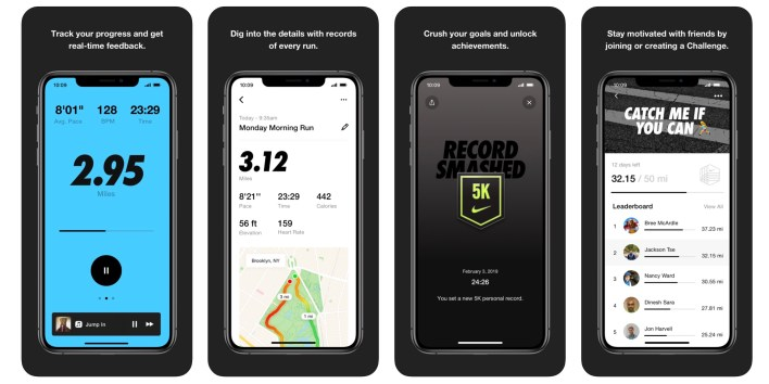nike run club for iphone and apple watch adds new post-run metrics and more - 9to5mac