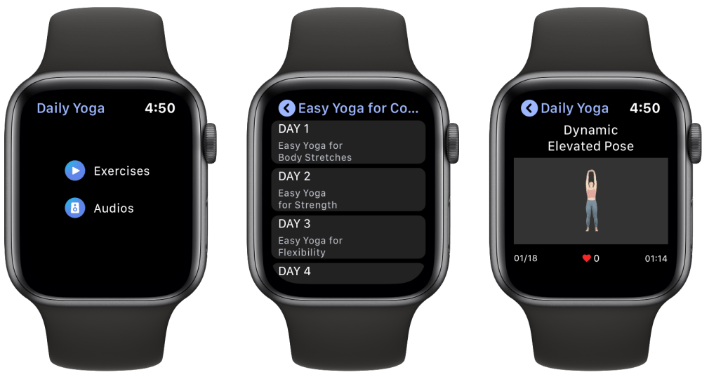 Как отдохнуть с Apple Watch, прохождение 3