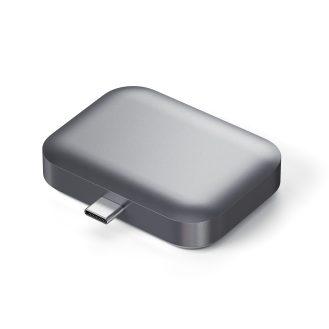 Satechi USB-C wireless AirPods charging dock underside