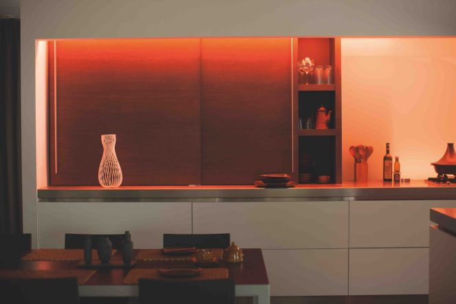 Philips Hue lightstrip - lifestyle A