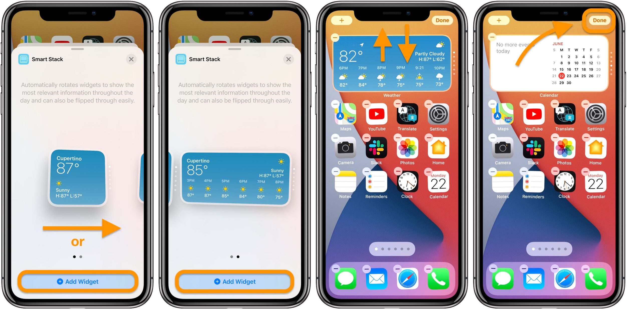 How To Use Iphone Home Screen Widgets In Ios 14 9to5mac