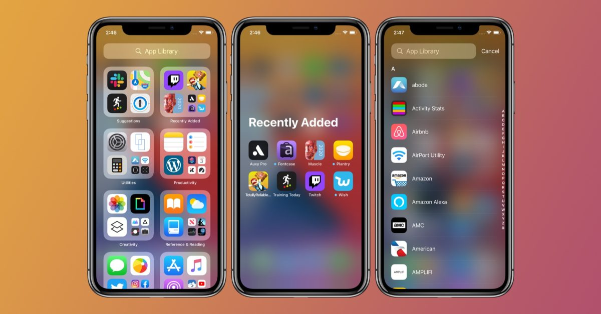 How to use the iPhone App Library in iOS 14 - 9to5Mac