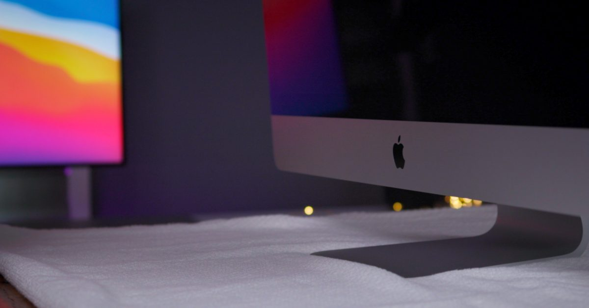 photo of Apple cuts price of nano-texture upgrade for 27-inch iMac, but not for the Pro Display XDR image