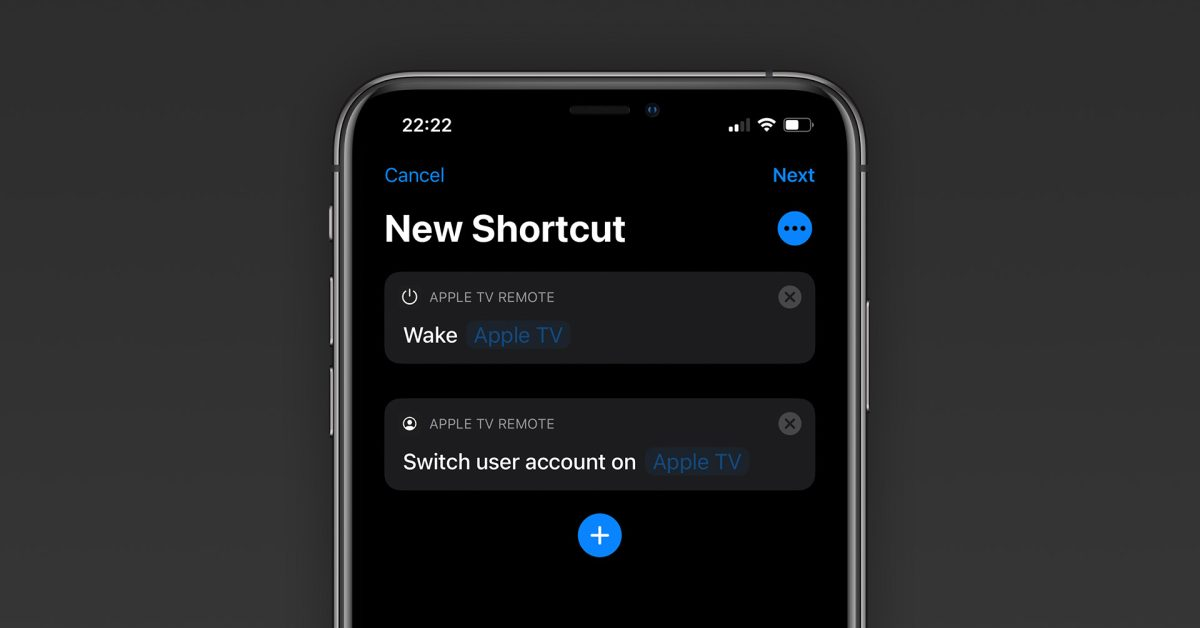Users can now create Shortcuts to switch accounts on Apple TV with iOS 14 and tvOS 14 - 9to5Mac