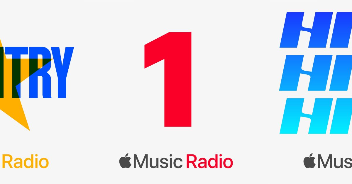 Apple renames Beats 1 to 'Apple Music 1', launches two more live radio stations - 9to5Mac