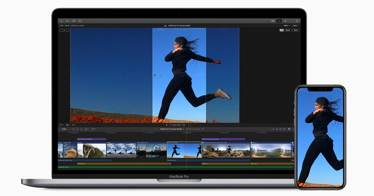 Apple unveils Final Cut Pro X update with proxy workflow improvements, performance upgrades, more - 9to5Mac