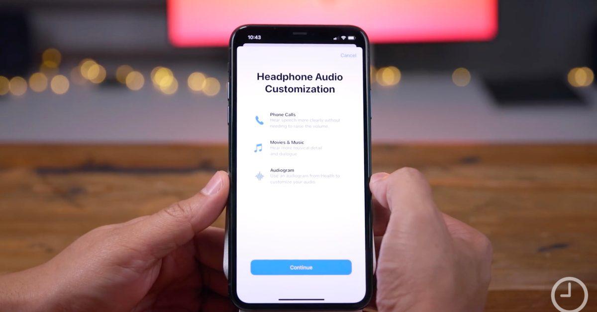How to customize iPhone headphone audio in iOS 14 - 9to5Mac