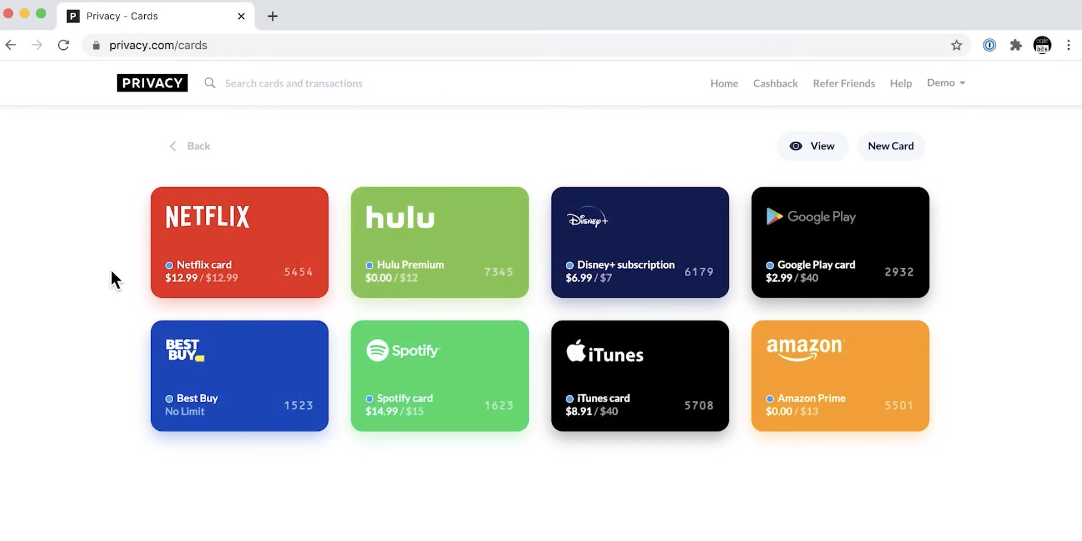 This video explains how you can create a virtual credit card using hdfc debit or credit card.this card can be used in online shopping platforms without expos. 1password Launches Virtual Credit Card Generator For Safer Online Payments Itteacheritfreelance Hk