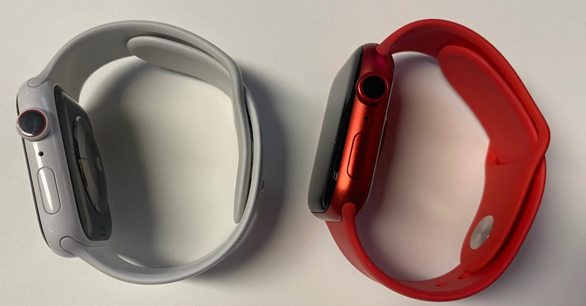 Hands-on: Product (RED) Apple Watch Series 6 and the new Braided Solo Loop - 9to5Mac