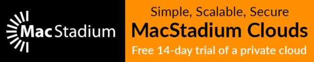 MacStadium Private Cloud for Mac