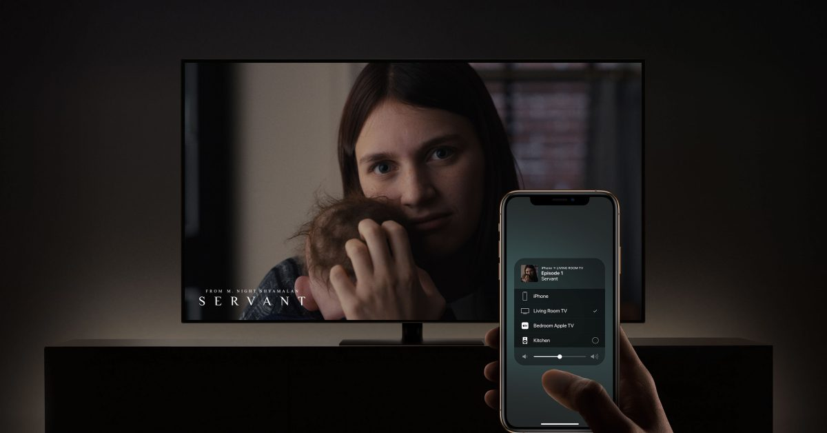 Airplay On Apple Tv, How To Mirror Iphone Tv Without Apple