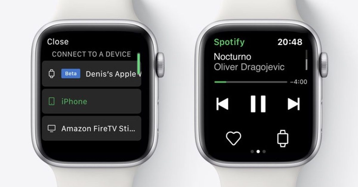 Spotify finally testing Apple Watch streaming support with some users - 9to5Mac