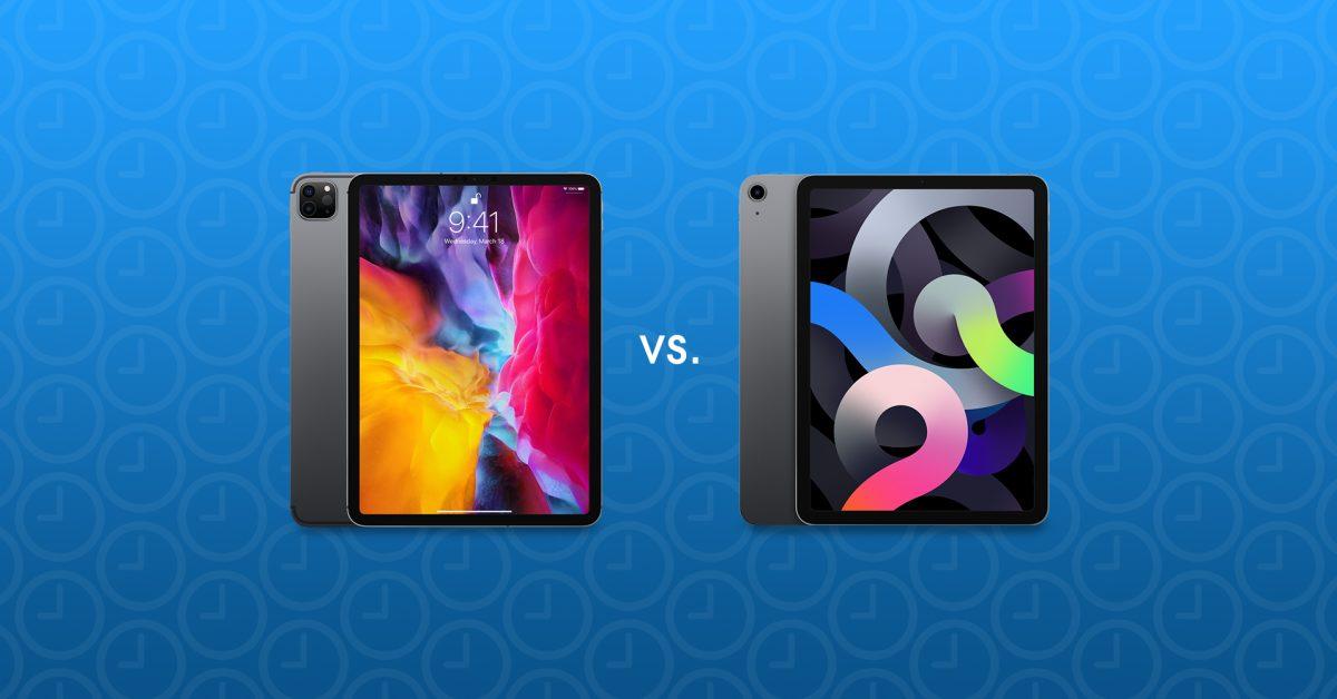 Should you buy iPad Air or 11-inch iPad Pro? - 9to5Mac