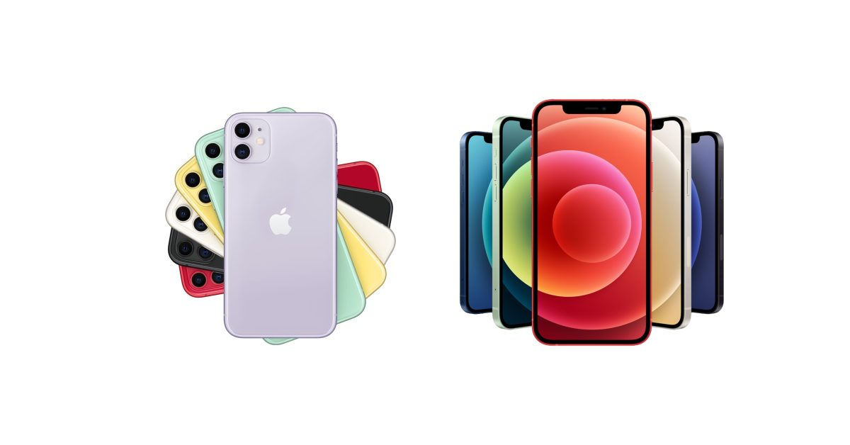 Iphone 11 Vs Iphone 12 Which Should You Buy In 2021 9to5mac