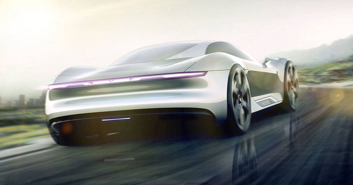 photo of Apple allegedly held talks with EV startup Canoo about developing its own car image