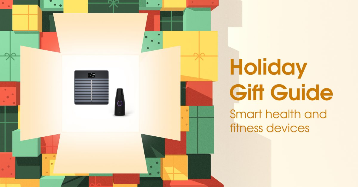 photo of Gift Guide: Smart health/fitness devices for beginners and fanatics image