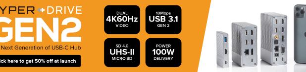 iPhone: Hyper Drive GEN2