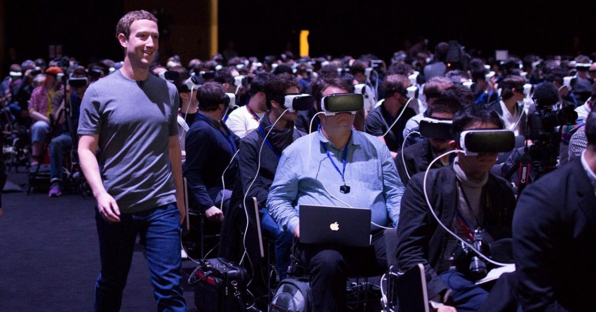 Mark Zuckerberg subtly criticizes Apple's rumored AR and VR headset plans in new interview