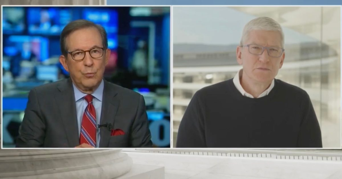 Tim Cook talks Steve Jobs and REJI projects in Fox News interview, dodges Apple Car question - 9to5Mac
