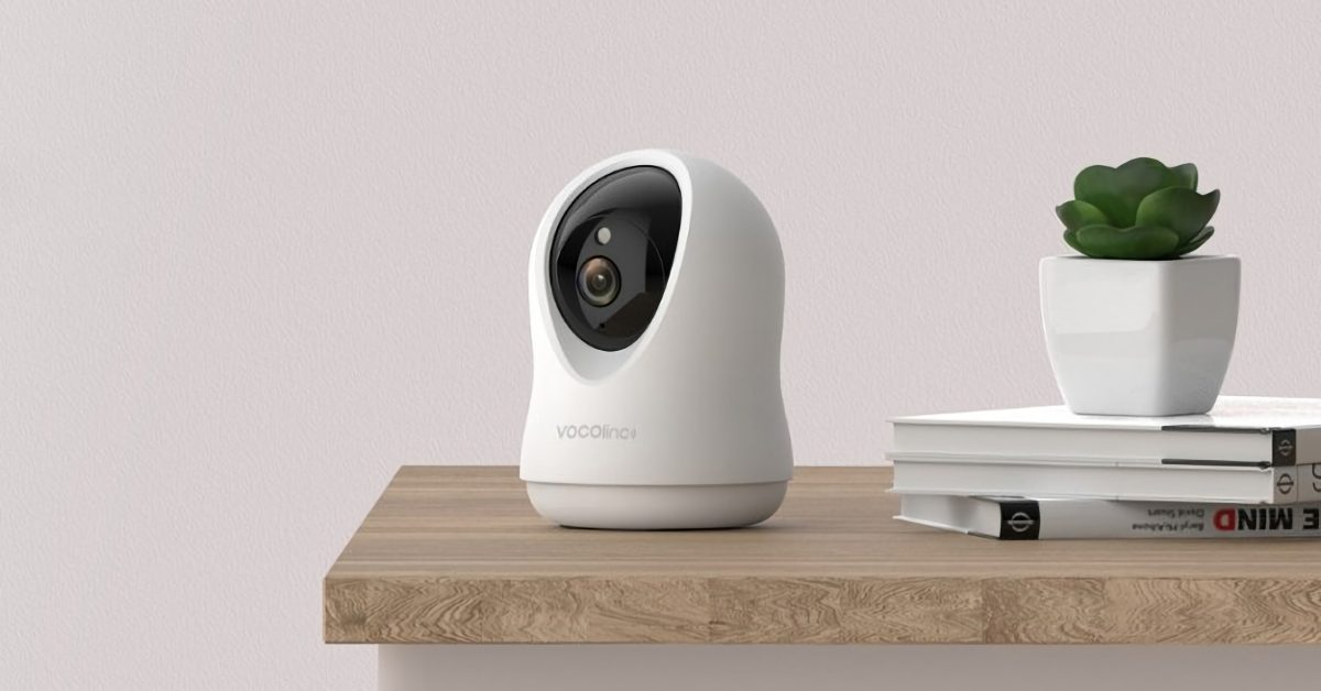 photo of VOCOlinc to launch HomeKit-compatible camera later this year image