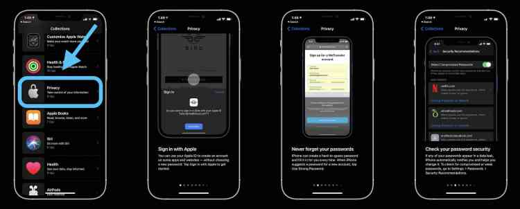 How to change iPhone privacy settings - Apple's Tips app 1