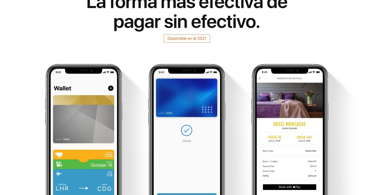 Apple Pay arrives in Mexico with Citibanamex and Banorte cards - 9to5Mac