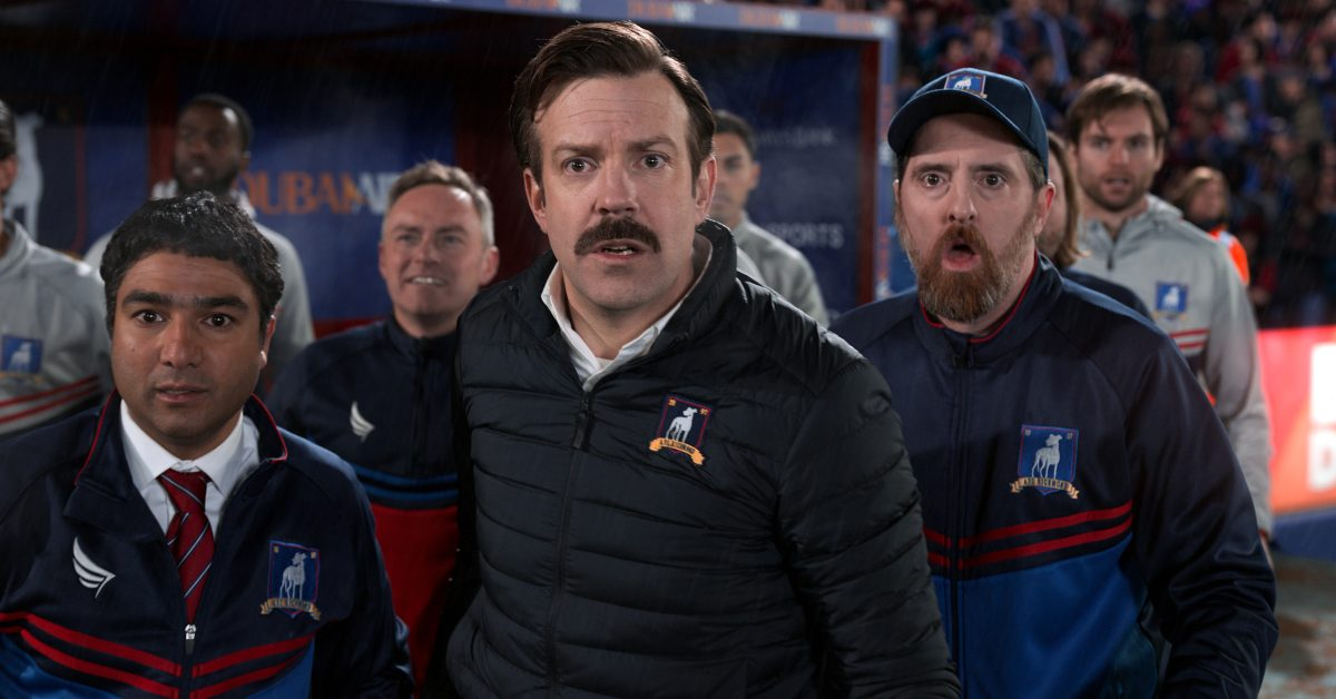 Ted Lasso season 2 release date officially announced - 9to5Mac