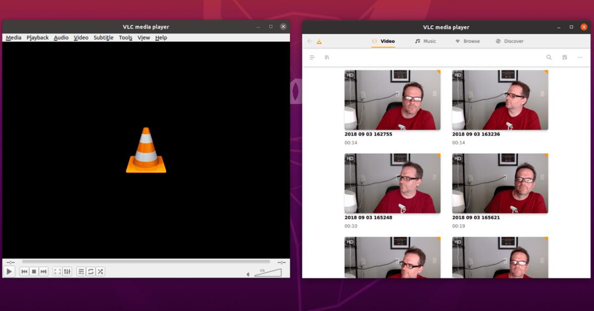 A sneak peek at VLC 4 user interface doesn't look good…