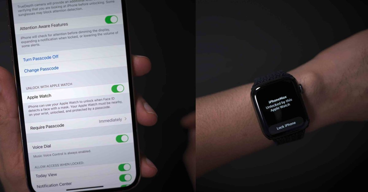 iOS 15.1 beta 2 fixes 'Unlock with Apple Watch' bug for iPhone 13 users