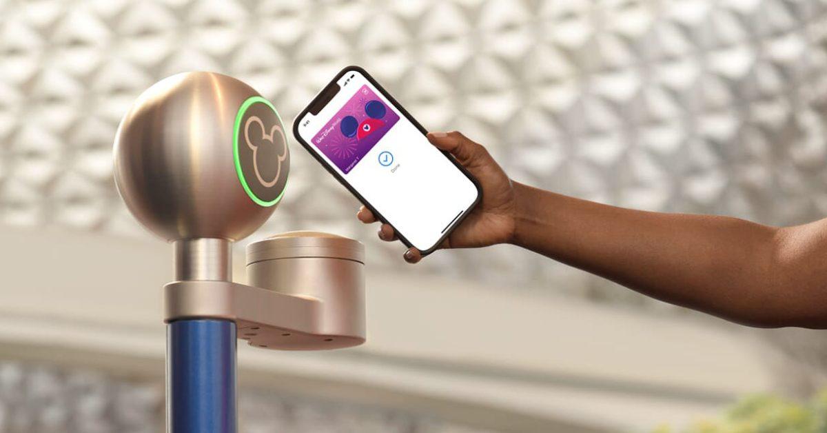Apple Watch MagicBand option for Walt Disney World Resort - 9to5Mac