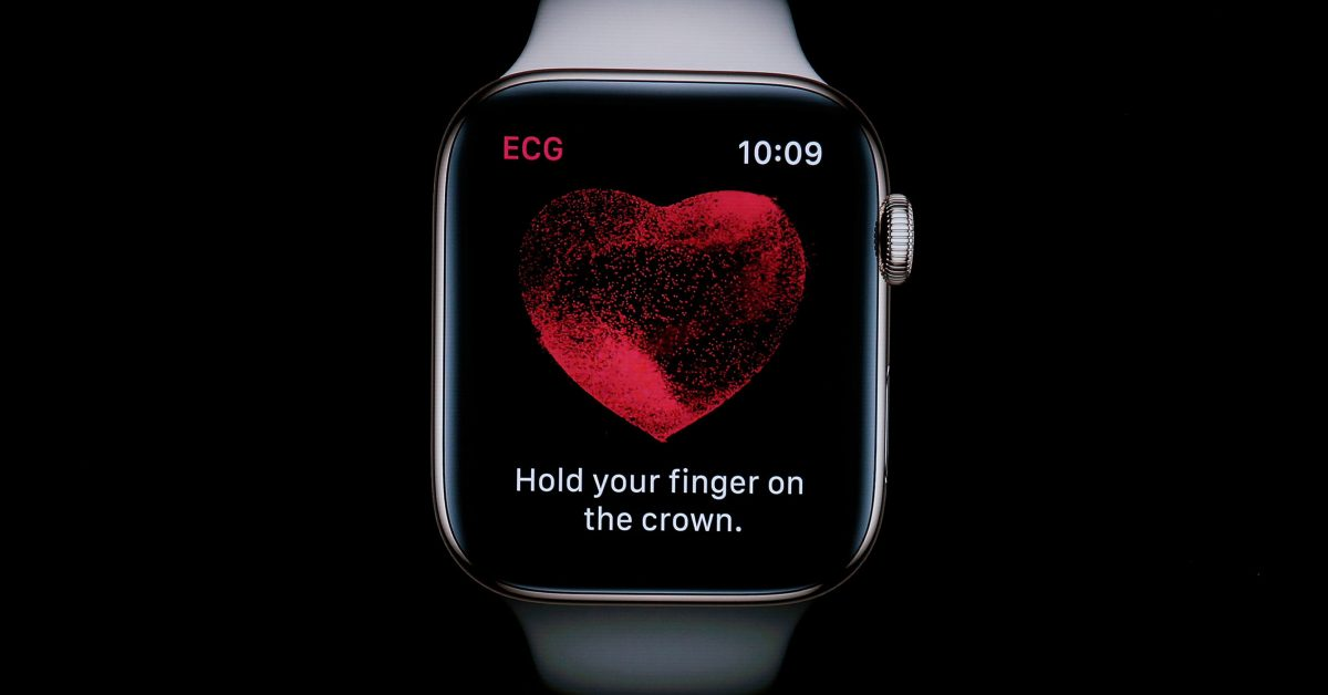 photo of AliveCor seeks to ban US sales of Apple Watch as it alleges ECG patent infringement image