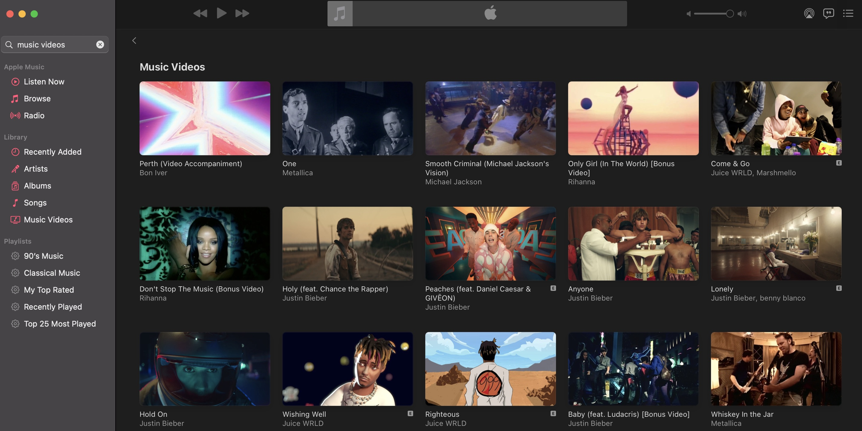 How to get your music video on Apple Music