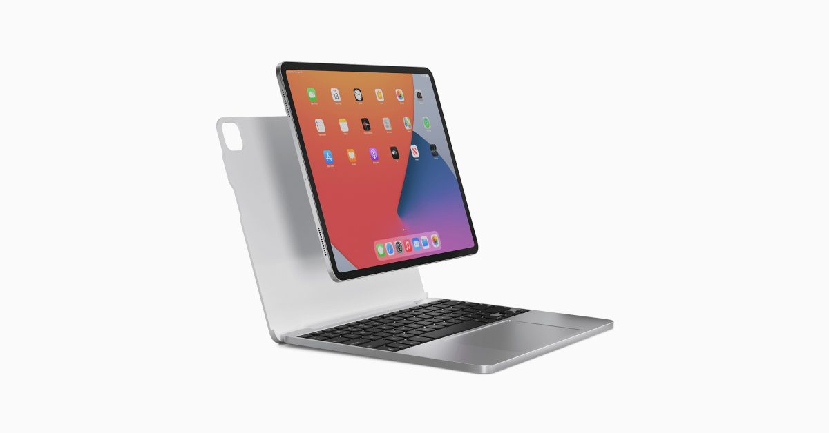 Brydge unveils new MAX+ keyboard/trackpad combo for 12.9-inch iPad Pro - 9to5Mac