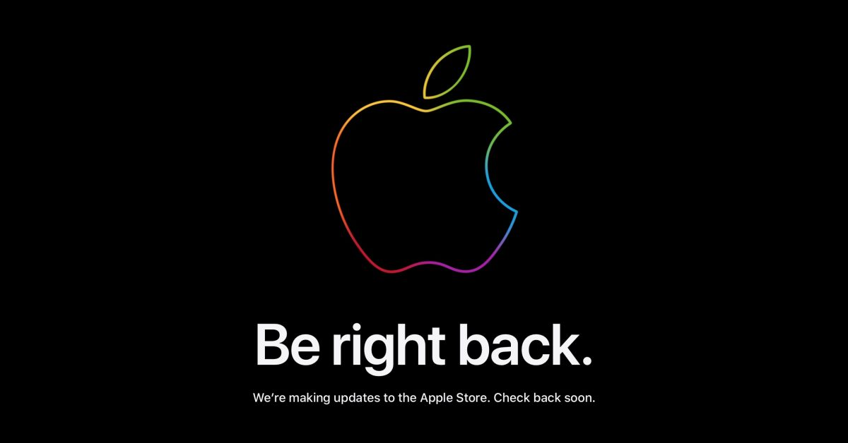 PSA: The Apple Online Store is currently down [U: New 'Store' tab] - 9to5Mac