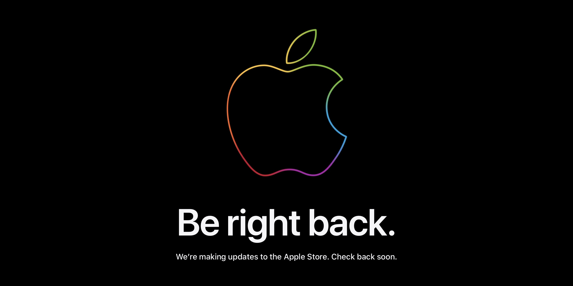 Apple Store is down: new iPad Pro, iMac and more expected at 'Spring Loaded' event