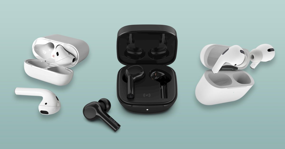 Belkin's new $99 Soundform Freedom vs AirPods - 9to5Mac