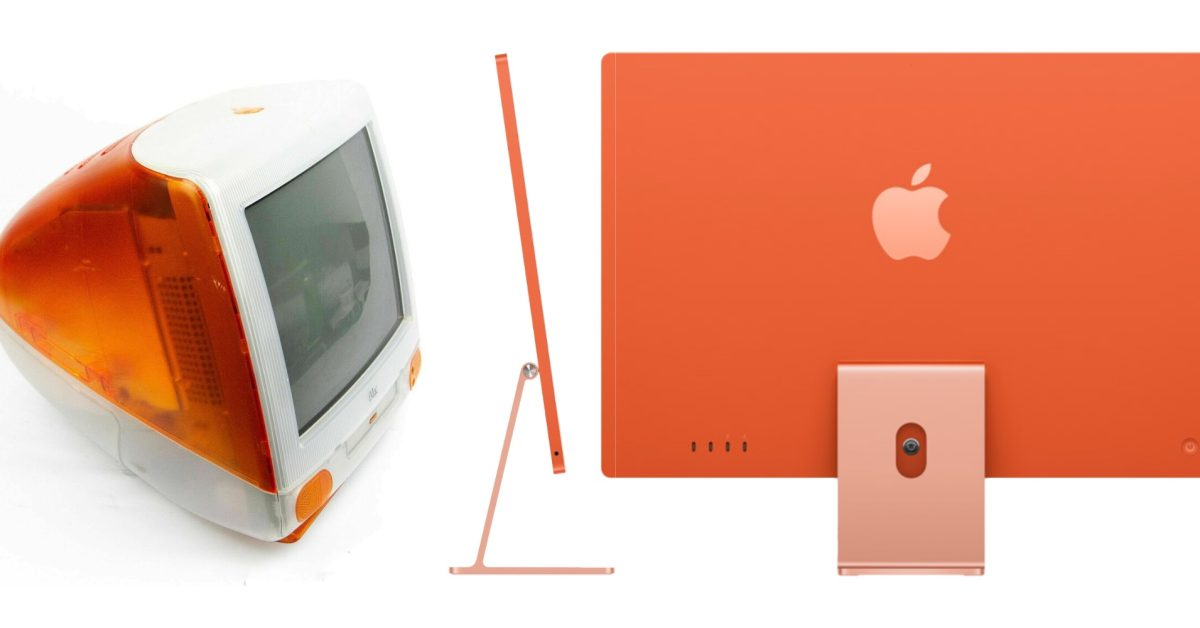 Comment: Apple's new colorful iMac lineup is a millennial dream come true - 9to5Mac