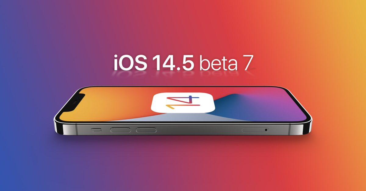 photo of iOS 14.5 and iPadOS 14.5 beta 7 now available to developers image