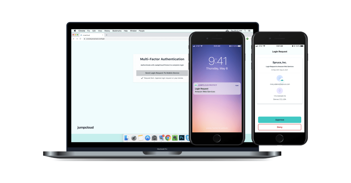 JumpCloud announces new Protect iOS app for free enterprise multi-factor authentication - 9to5Mac