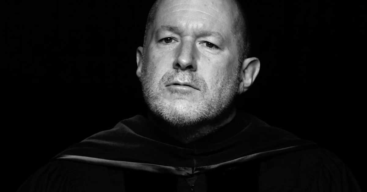 Jony Ive delivers moving speech during California College of the Arts commencement [Video] - 9to5Mac