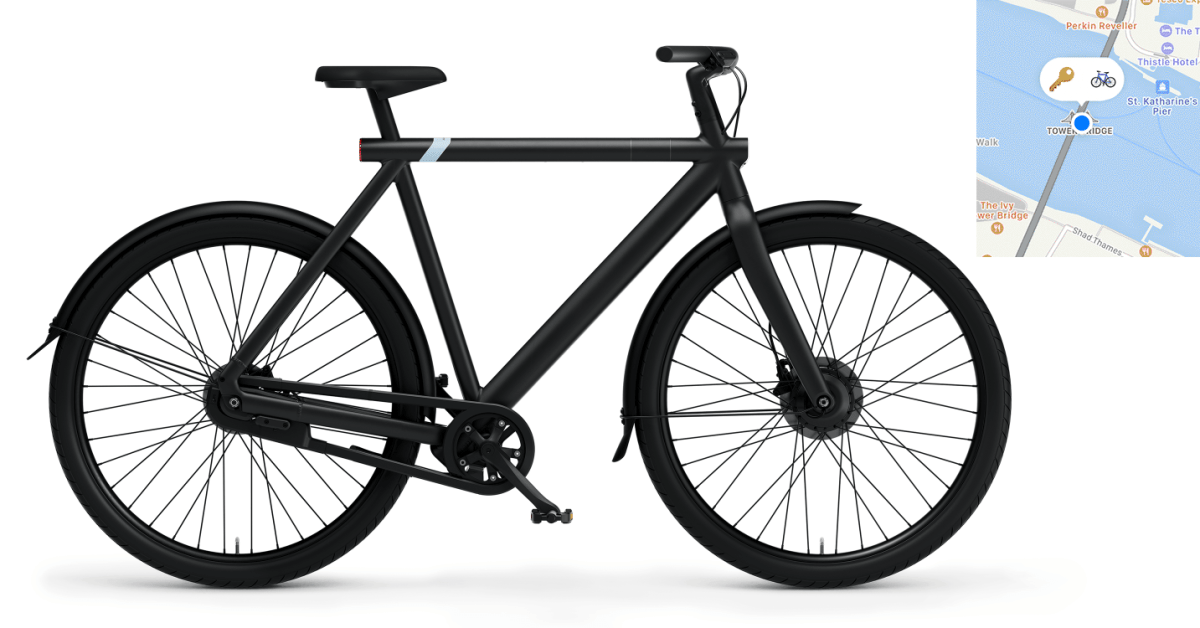 VanMoof S3: An electric bike with Apple's Find My tech built in - 9to5Mac