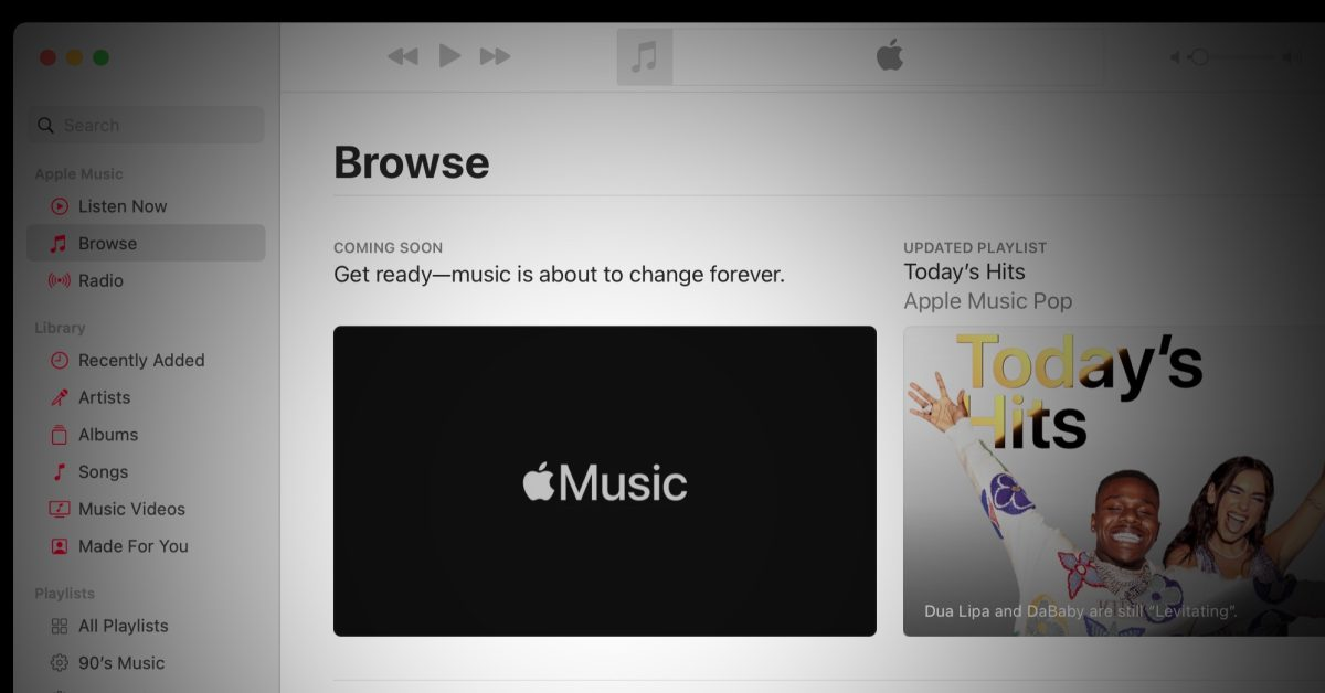 Apple Music teasing special announcement, as '3D lossless' audio streaming rumored - 9to5Mac