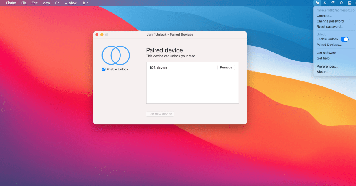 Jamf Unlock brings Face ID to the Mac for enterprise customers using iPhone - 9to5Mac